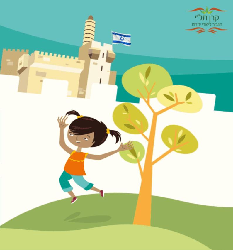 מאגר פעילויות לקראת יום ירושלים!